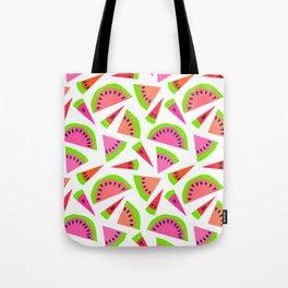 Juicy, juicy watermelon ... Tote Bag