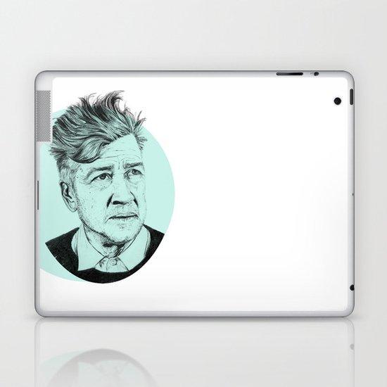 David Lynch Laptop & iPad Skin