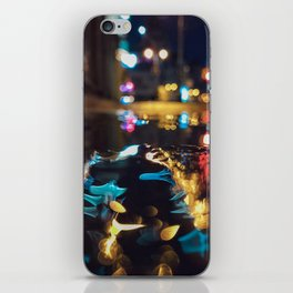 vibrant river iPhone Skin