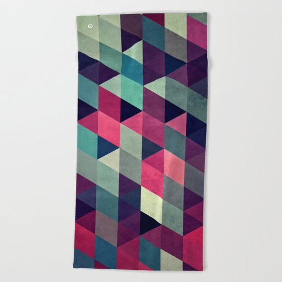 kyld•wyr Beach Towel