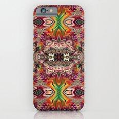 BBQSHOES™ Fractal Digital Art Design 1173A iPhone 6s Slim Case