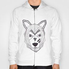 lone wolf Hoody