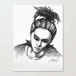 Yixing Canvas Print