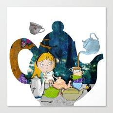 alice #3 Canvas Print