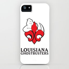 Louisiana Ghostbusters iPhone Case