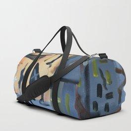 Colourful Chaos Duffle Bag