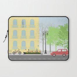 Urban scene Laptop Sleeve