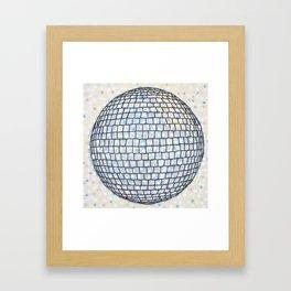Discobohm Framed Art Print