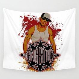 GangStarr Wall Tapestry
