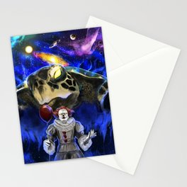 My Brother My Enemy Stationery Cards