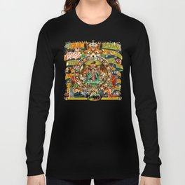 Beastie Boys Wow! Wow! Wow! Remix Tape Cover Long Sleeve T-shirt