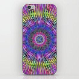 Explosion iPhone Skin