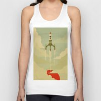journey Tank Tops featuring The Journey  by Danny Haas