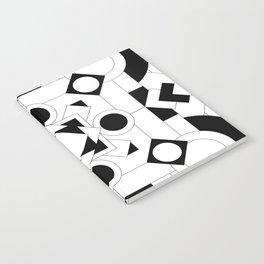 Radial Pattern I Notebook