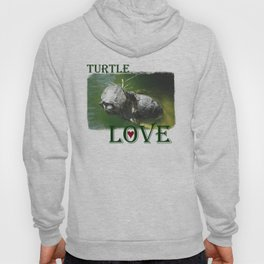 Turtle Love Hoody