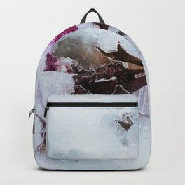 Blossom Bloom Almond Backpack