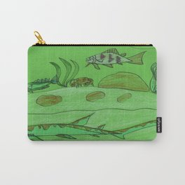 Rocky Overhang Carry-All Pouch