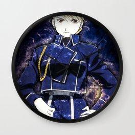 Fullmetal Alchemist Riza Hawkeyes  Wall Clock