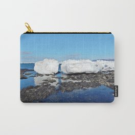 Icebergs Beached by the tides Carry-All Pouch