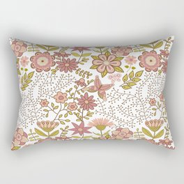 Day Tripping Rectangular Pillow