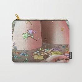 Flower Bath 3 Carry-All Pouch
