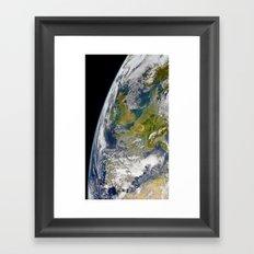 Europe Framed Art Print