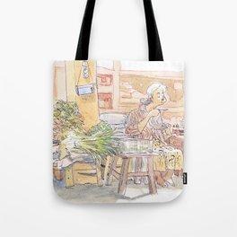 Ibu Joyo Tote Bag