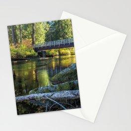 Fall at Clear Lake, No. 1 Stationery Cards
