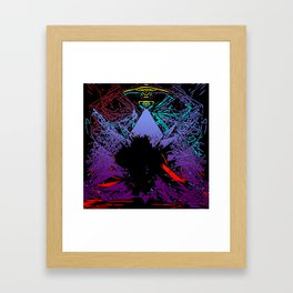 PYR Of MOHB Framed Art Print