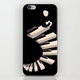 endless tune iPhone Skin