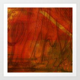 The Grand Fishing Tour 2K15 30b Art Print
