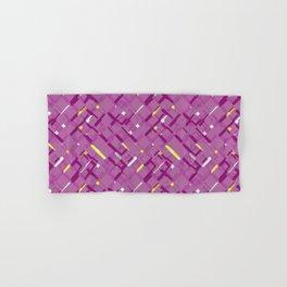 Urban purple Hand & Bath Towel