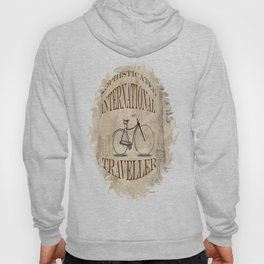 Sophisticated International Traveller Hoody