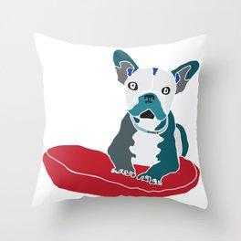 Rocki Throw Pillow