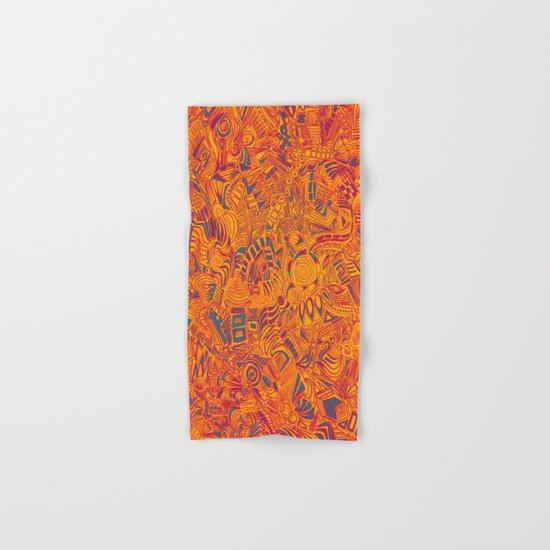Flavor Hand & Bath Towel