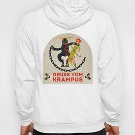 Gruss vom Krampus II Hoody