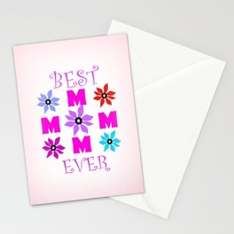 Best Mom Ever Stationery Cards
