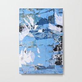 Background Metal Print