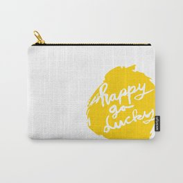 Happy Go Lucky Carry-All Pouch