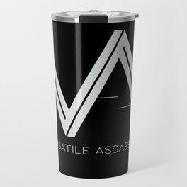 Versatile Assassins Logo Travel Mug