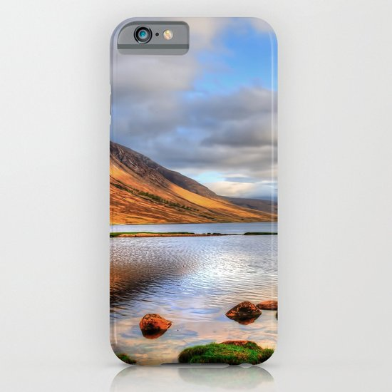 Loch Etive iPhone & iPod Case