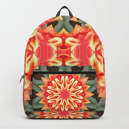 Starburst Mandala Backpack