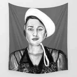 Photo Booth Babe #3 Wall Tapestry