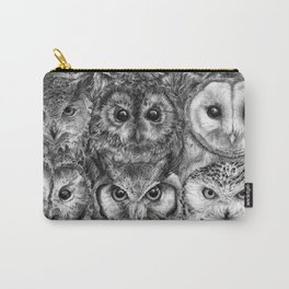 Owl Optics BW Carry-All Pouch