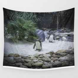 Penguin Pals Wall Tapestry