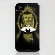Evil Queen iPhone (4, 4s) Slim Case