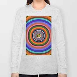 Technicolor dream 002 Long Sleeve T-shirt