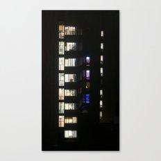 Vertical View Canvas Print