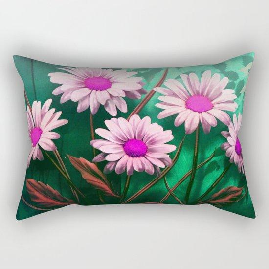 Mythical SunFlowers Rectangular Pillow