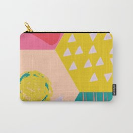 Abstract Game Carry-All Pouch